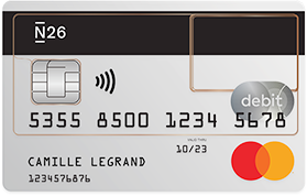 Carte N26 Belgique.Compte A Vue Gratuit De N26 Www Comparatif Compte Bancaire Be